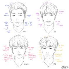"""""""cheatsheets hueheuee #btsfanart #방탄소년단"""""""