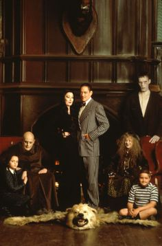 The Addams Family. After the movie premiered, children would frequently recognize Raul Julia as Gomez Addams out in public, which according to him, always brought a smile to his face.