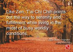 Quote by Justin Stone, Originator of the moving meditation T'ai Chi Chih: Find more info at www.taichichih.org Justin Stone, Stone Quotes, Spiritual Reality, Tai Chi Qigong, Chi Energy, Kinds Of Energy, Daily Wisdom, Qi Gong, Finding Happiness