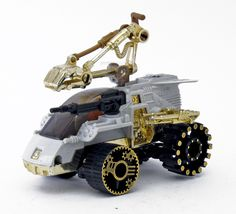 Wheeled Warriors. Absolutely loved these.
