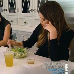 Wondering what that salad is the Kardashians are always eating?