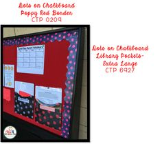 CTP Chalk It Up Colloection Dots on a Chalkboard- Parent Information Board Teaching Supplies, Classroom Supplies, Classroom Decor, Parent Information Board, Creative Teaching Press, Chalk It Up, Kindergarten Teachers, Diy Art, Literacy