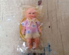 Vintage small Ari doll made in Germany by karmolijntje on Etsy