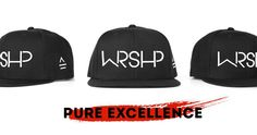 Pin to Win! 'WRSHP' Snapbacks are in at iTickets! Join Insiders - Win a Hat!