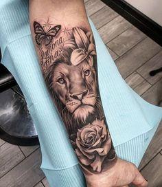 Este posibil ca imaginea să conţină: 1 persoană - tatoo feminina Forarm Tattoos, Leo Tattoos, Dream Tattoos, Badass Tattoos, Finger Tattoos, Rose Tattoos, Body Art Tattoos, Hand Tattoos, Lion And Rose Tattoo
