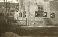 Regentenkamer van het Burgerweeshuis in Mariënhof Bron: Archief Eemland