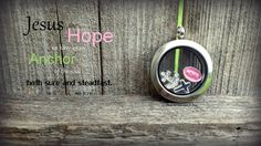 Origami Owl lockets can express your faith