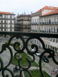 House Hunting!  #Balcony #Porto