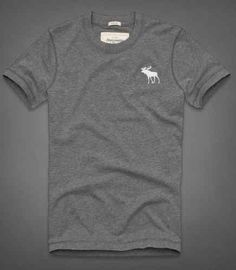Abercrombie and Fitch Mens Muscle Fit T Shirt Boulder Brook Large New | $27.65