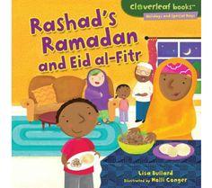 Ramadan and Eid Books for Children - Rashad's Ramadan and Eid al-Fitr