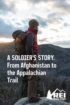 """After serving in Afghanistan, Rob returned home with one more mission. Read his story of reflection, challenge and honor along the Appalachian Trail in """"Bringing Kyle to Katahdin."""""""