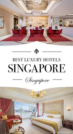 Travel in style and stay at one of the best luxury hotels in Singapore.