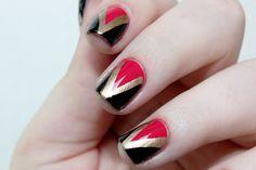 Orly Rock-on red - Violette dorée