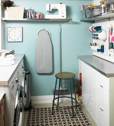 laundry room-that color!!!