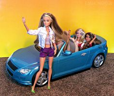 The Rules Of Feminism | Skipper, Barbie and Christie S. --- … | Flickr