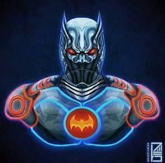 Batman Metal, Batman Dark, I Am Batman, Batman The Dark Knight, Lego Batman, Neon Artwork, Batman Artwork, Batman Universe, Comics Universe