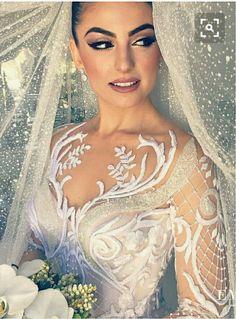 Nastasya ZaharchenkoWomen s fashion · I want my neckline styled like thia Luxury  Wedding Dress decc059ea