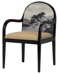 Asian Chairs, Cool Furniture, Furniture Design, Interior And Exterior, Interior Design, Hanging Pictures, Dining Table Chairs, Household Items, Armchair