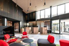 Lobby & Bocca Buona Restaurant in Park Inn Radisson Zurich Airport by A Pinch of Design, Zurich – Switzerland , http://www.interiordesign-world.com/lobby-bocca-buona-restaurant-in-park-inn-radisson-zurich-airport-by-a-pinch-of-design-zurich-switzerland/