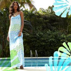 Lilly Pulitzer Summer Maxi Dresses