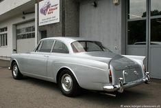 1959 Bentley S1 Continental Mulliner Tailfin