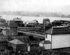 Old Real Estate in East Vancouver Vancouver, Real Estate, History, Historia, Real Estates