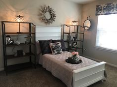 Girls room Decor, Bed, Furniture, Saratoga Homes, Home Decor, Room