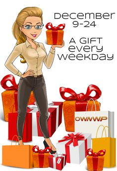 Free gifts for every contest participant, plus one lucky winner each day. Click on any gift to be directed to the giveaway entry form. Or visit this link: Giveaway Entry Form. Earn points for extra contest entries – share, like, …