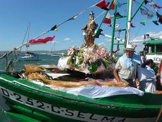Festa da Ilha da Culatra - em Honra da Nossa Senhora dos Navegantes