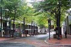 Urban living, walkability, public transit