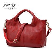 Women Bags 2017 Brand Handbags High Quality Genuine Leather shoulder bag  Women Messenger Crossbody Bags casual ae1e03e8966ae