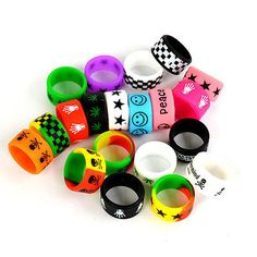 10Pcs Rings Silicone Anti Slip Band for RBA RDA Container Vapor Mechanical Vape Mods - http://www.vapestore.wupples.com/10pcs-rings-silicone-anti-slip-band-for-rba-rda-tank-vapor-mechanical-vape-mods/