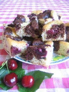 Gerdi süti: Cseresznyés kevert süti