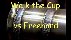 TIG Welding Technique - Walking the Cup - YouTube