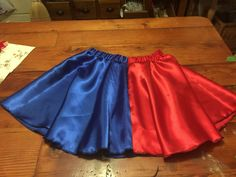 Harley Quinn Suicide Squad Skirt: alternative instead of Harley's teeny tiny shorts in Suicide Squad.
