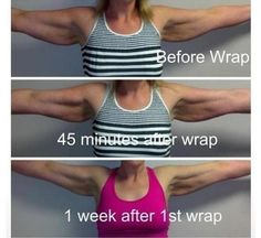 """Bat Wings, Bat Wings, Go Away. Don't Return Another Day!""  If your arms keep swaying in the wind long after you've stopped waving hello/goodbye to someone,  WE HAVE A WRAP FOR THAT!!! Rachelle 734.308.5230 #skinnywrap #muscle #tight #summer #beach #mommy #arms #legs #tummy #detox #DIY #loseweight #murderfat #fitness #natural"
