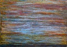 Ca0118 Óleo tela 70x50x2 cm   Complicado paisaje
