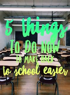 Need a jump start to get ready for back to school? Not sure where to start? Read and learn 5 ways to get ready for a great school year now! #backtoschool #teachers #classroommanagement #classroomorganization