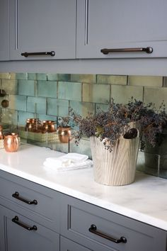 Mirror, copper and metal—oh my!