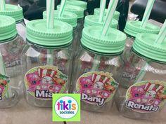 Plastic Jars shopkins kids custom personalizado fiesta infantil Lion King Birthday, Shopkins, Party, Parties Kids, Parties