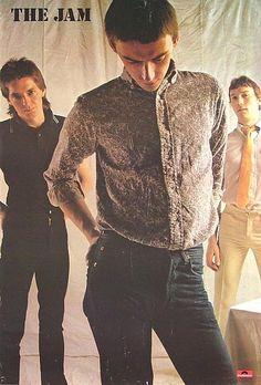 THE JAM - SETTING SONS (TEASER - 1979)