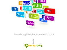 Hostingsafety offers Domain Registration services in India, buy your own domain name just in few easy steps at best cost.