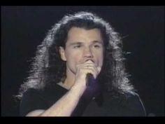 VOICE OF AN ANGEL!!!  Bruno Pelletier   Le Temps des cathedrales   2000 World Live
