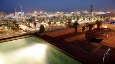 Hotel con encanto en Barcelona | Hotel Duquesa de Cardona - Piscina Solarium