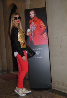 Thanks Noemi for the piece on us! #vdp, #viadelleperle, #MilanFashionWeek! www.noemiguerriero.it