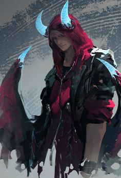Images of devil anime guy - Manga Anime, Anime Demon, Anime Art, Game Character, Character Concept, Concept Art, Fantasy Character Design, Character Inspiration, Nero Dmc