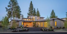 Contemporary/Modern House Plan with 3217 Square Feet and 4 Bedrooms from Dream Home Source | House Plan Code DHSW077111