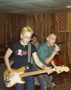 Early Minor Threat