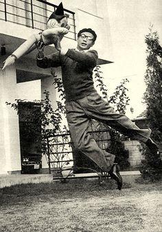 手塚治虫。☆Osamu Tezuka was a Japanese manga artist, cartoonist, animator, film producer, medical doctor and activist.