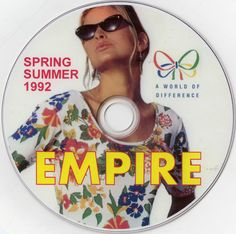 empire spring summer mail order catalogue on dvd pdf jpeg formats
